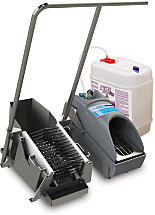 SmartStep™ Footwear Sanitizing Systems by Best Sanitizers