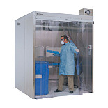 Custom Powder Containment Modular Cleanrooms