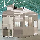 Custom Explosion-Proof BioSafe® All-Steel Modular Cleanroom