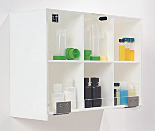 Organizer; Small Parts, Acrylic, 15