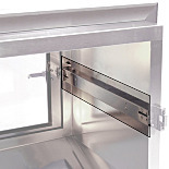 Automatic FirmLok™ Door Interlocks for Pass-Throughs