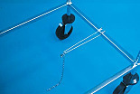 Grounding Cable with Universal Bracket for InterMetro Shelving System