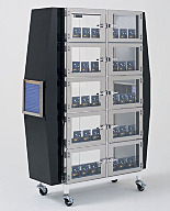 HEPA/ULPA Filtered Curing/Drying Cabinets