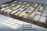 Cleanroom Ceiling Grids