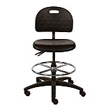 ISO 4 Polyurethane Cleanroom Chairs by Dauphin