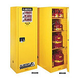 Sure-Grip® EX Deep Slimline Safety Cabinets by Justrite