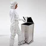 Cleanroom BioSafe® Waste Receptacles