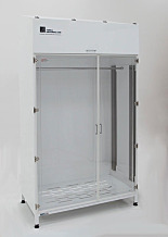 Garment Cabinets; Hanger Rod without Divider