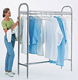 Free Standing Garment Racks