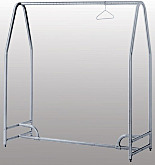 Free Standing Single Rack Garment Racks by Advance Tabco