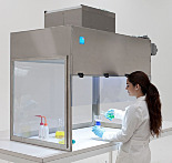 Explosion-Proof Vertical Laminar Flow Hoods