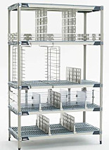 MetroMax i Shelving Systems by InterMetro