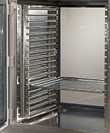 Shelves for Pass-Through Chambers