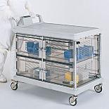 DesiCart™ Low-Humidity Transport Carts