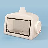 Glove Box; Portable, Bel-Art