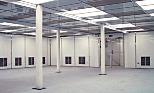 Custom Insulated Hardwall Modular Cleanrooms
