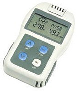 Temperature/Humidity Meter; Palm-Sized, Probe Sensor, RS232C Interface