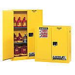 Sure-Grip® Flammable Liquid EX Safety Can Storage Cabinets from Justrite