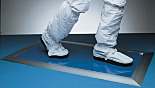 Cleanroom Sticky Mats & Mat Frames by Cleanline®
