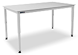 Corian®-Topped Laboratory Table