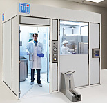 USP 797 Hardwall Cleanrooms