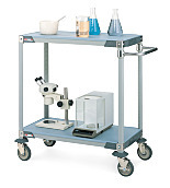 MetroMax i Lab Carts by InterMetro