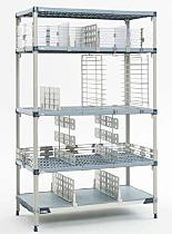 MetroMax Q Shelving Systems by InterMetro