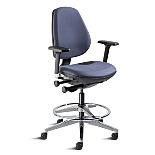 Chair; Lab, Vinyl, MVMT Pro, BioFit