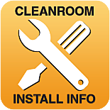 Cleanroom Installation Information