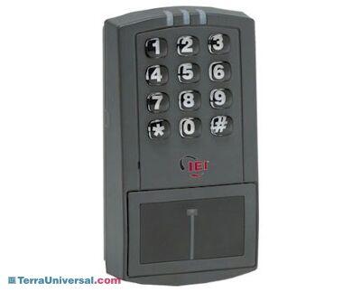 Keyless Door Entry >> Proxpad Keyless Door Entry Swing Door Hardwall Cleanroom