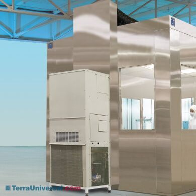 Cleanroom Air Ventilation and Conditioning Systems (HVAC)