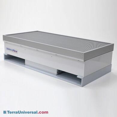 Reverse-Flow Fan Filter Units