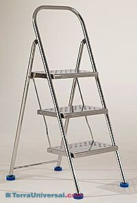 Astonishing Biosafe Stainless Steel Folding Step Stool Frankydiablos Diy Chair Ideas Frankydiabloscom