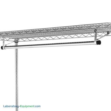 Pleasing Garment Hanger Tube Chrome Plated Steel 60W For 24D Shelf Machost Co Dining Chair Design Ideas Machostcouk
