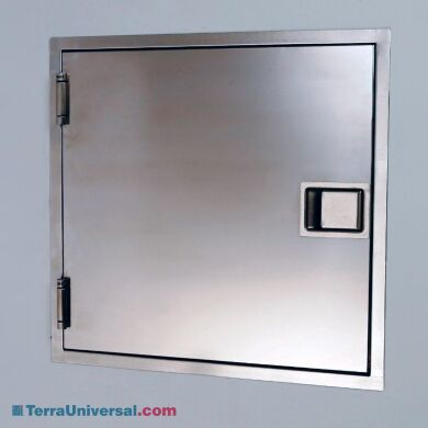 Pass Through Fire Rated Insulated Access Door 26 Quot W X