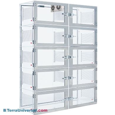 Why choose desiccator storage?
