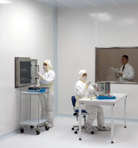 No Space for a Cleanroom? Convert Any Existing Office into an ISO 5-8 Cleanroom!