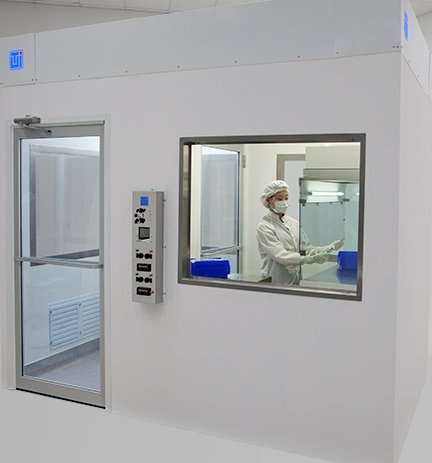USP 797 Cleanroom Complies with Cleanliness Standards
