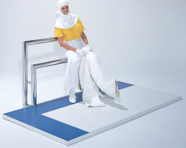 How to Make the Most of Your Cleanroom Gowning Space