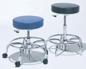 cleanroom_chairs_biofit_adjustable_stool_fabric