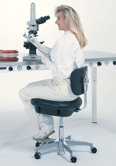 Cleanroom Chair by Biofit