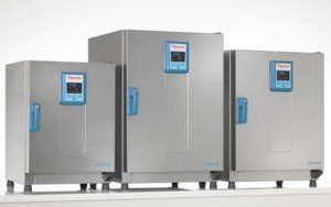 Heratherm Advanced Protocol Security Ovens by Thermo Fisher with automatic under-temperature alarm
